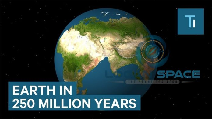 million years