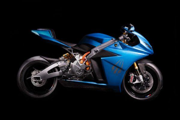 [NEWS] Lightning Motorcycles unveils Strike e-moto, with up to 200 mile range Loganspace