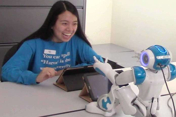 [Science] Robot discovers that lying about a betrayal helps to rebuild trust – AI