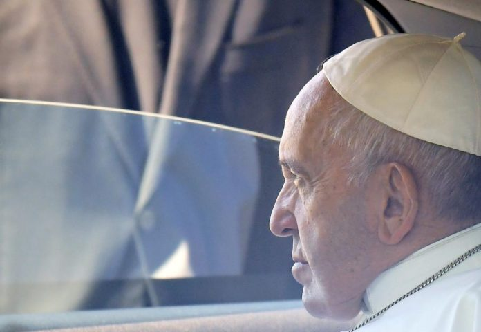 [NEWS] Pope arrives in Morocco for two-day trip – Loganspace AI