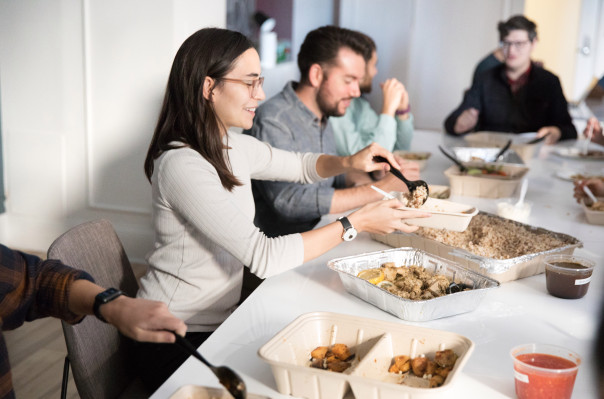 [NEWS] Online catering marketplace ezCater gets another $150M at a $1.25B valuation – Loganspace