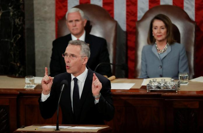 [NEWS] NATO chief warns of Russia threat, urges unity in U.S. address – Loganspace AI