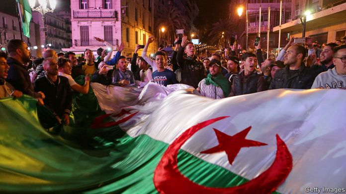 [NEWS #Alert] Abdelaziz Bouteflika steps down after 20 years in charge of Algeria! – #Loganspace AI