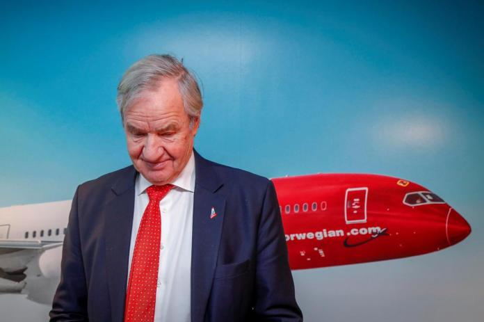 [NEWS] Boeing's new 737 MAX flight control system 'seems foolproof': Norwegian CEO – Loganspace AI