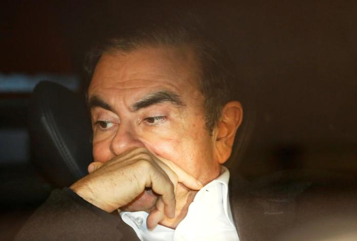 [NEWS] Detained again, Nissan ex-chief Ghosn says arrest is 'outrageous' – Loganspace AI