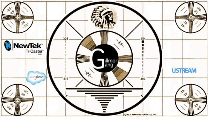 [NEWS] Gillmor Gang: Live on Tape – Loganspace