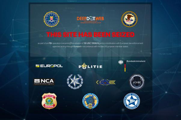 [NEWS] FBI has seized Deep Dot Web and arrested its administrators – Loganspace