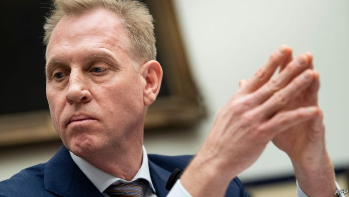 [NEWS #Alert] Patrick Shanahan is likely to be America's next defence secretary! – #Loganspace AI