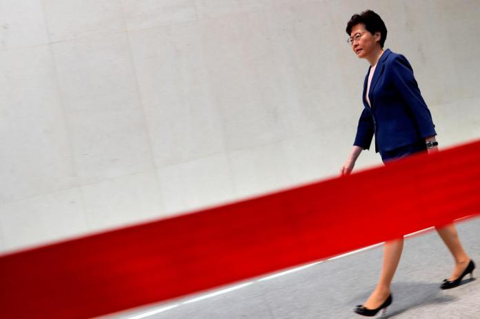 [NEWS] From Iron Lady to lame duck: Hong Kong leader's departure seen as mere matter of time – Loganspace AI