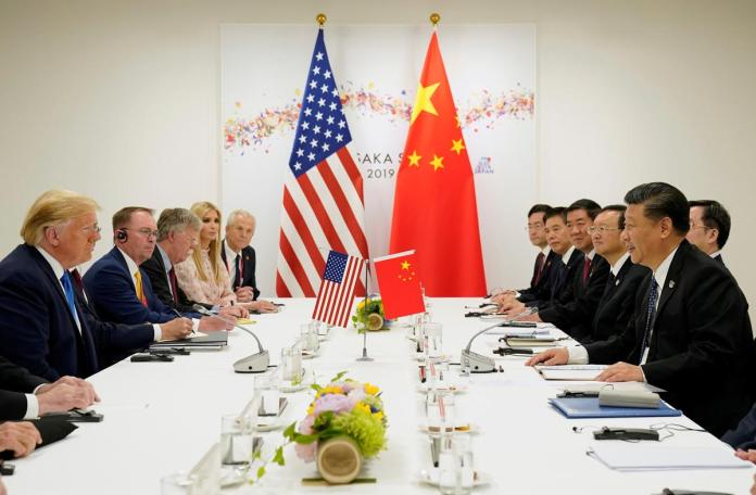 [NEWS] Risks aside, Trump's team sees China trade stance as strength in 2020 – Loganspace AI