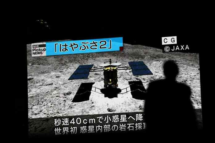 [Science] Hayabusa 2 lands on distant asteroid and collects another sample – AI