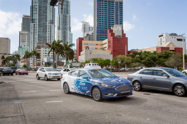 [NEWS] VW invests $2.6 billion in self-driving startup Argo AI as part of Ford alliance – Loganspace