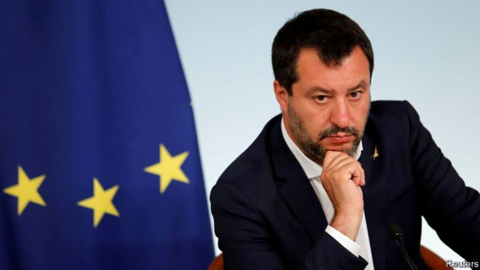 [NEWS #Alert] How to defuse the threat that Matteo Salvini poses to the euro! – #Loganspace AI