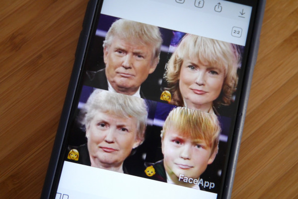 [NEWS] AI photo editor FaceApp goes viral again on iOS, raises questions about photo library access – Loganspace