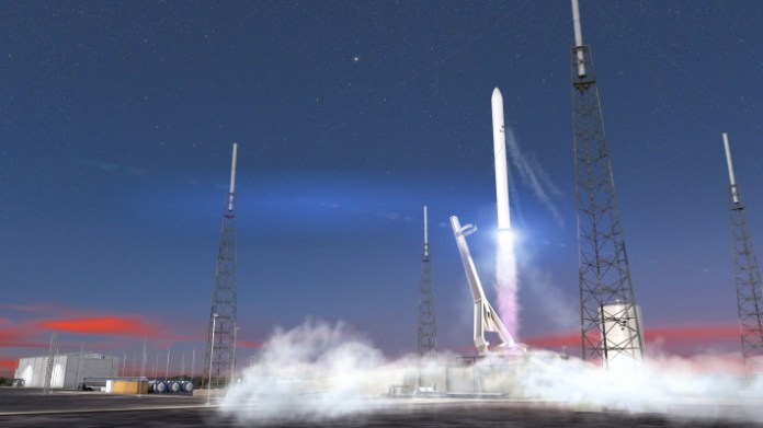 [NEWS] Relativity, a new star in the space race, raises $160 million for its 3-D printed rockets – Loganspace