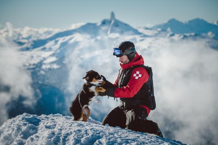 ski-patrol-puppy-portrait