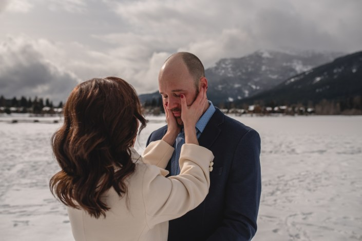 whistler elopement winter
