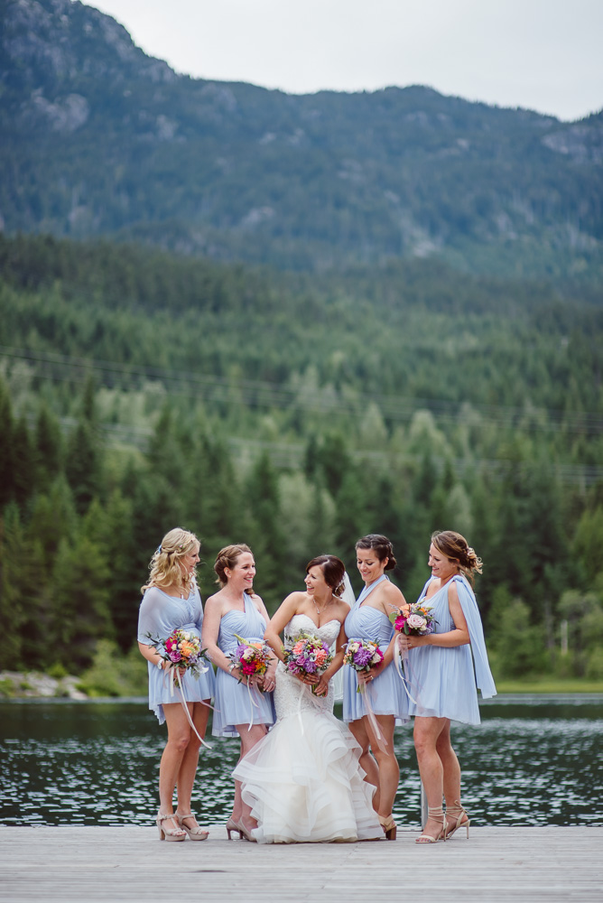 Nita Lake Lodge Wedding Whistler