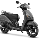 TVS Jupiter Scooter Launched with a Price Tag of Rs.46k