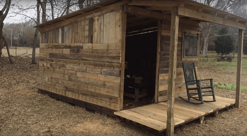 How Build Small Cabin