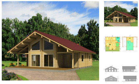 Commercial Log Cabins Sales Commercial Timber Buildings