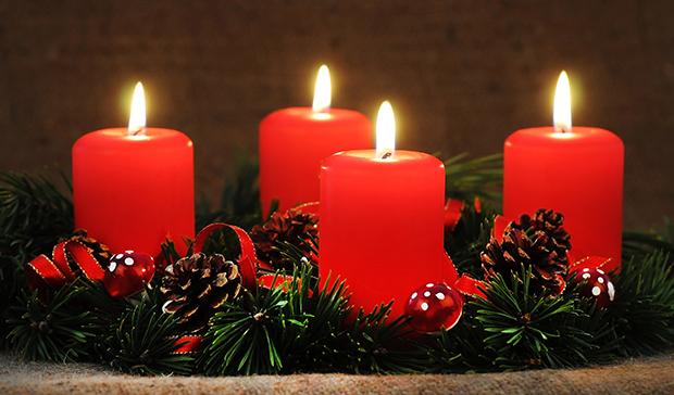 Förebygg bränder i Jul och Nyår