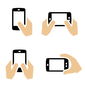 Most of them are using smartphones to consume content; not desktop.