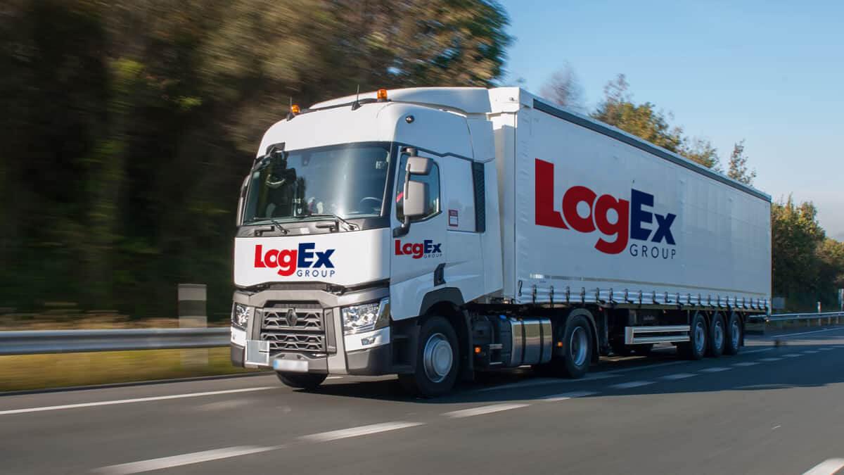 LogEx transport spedycja krajowa