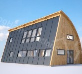 Design - The Bow House