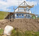 Modular timber frame - Wester Ross