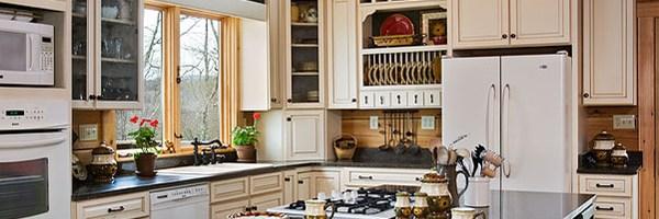 Woolard Heavy Timber Kitchen