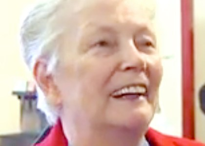 Thumbnail for the post titled: VIDEO: Carol Vincent receives countywide lifetime volunteer honor