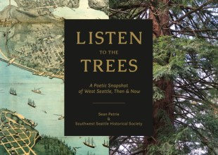 Thumbnail for the post titled: July 10 at 1 PM: Listen to the Trees Book Reading and Signing with Sean Petrie