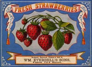 Strawbetties-label