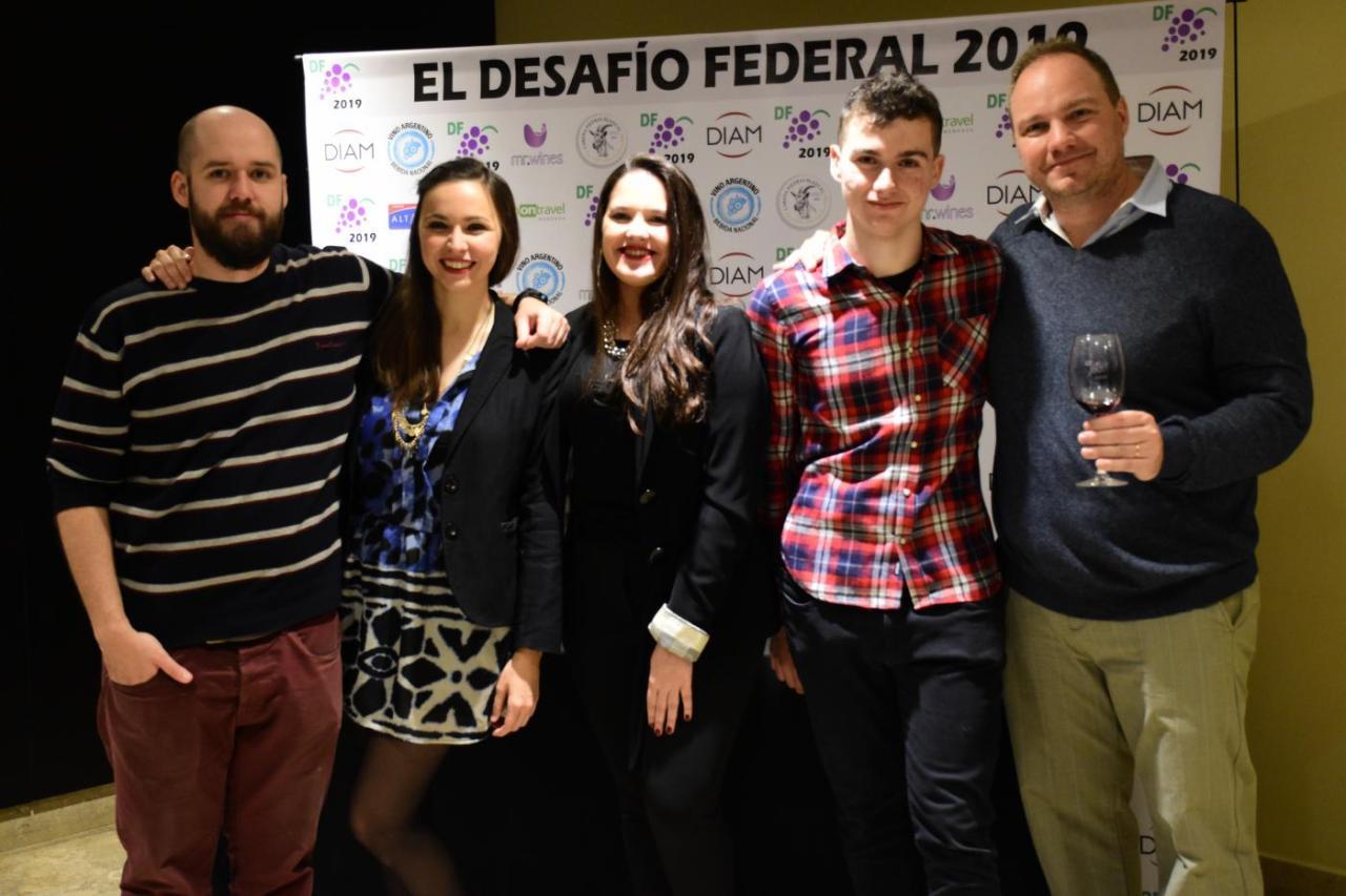 Resultados del Desafío Federal 2019 - Malbec 12