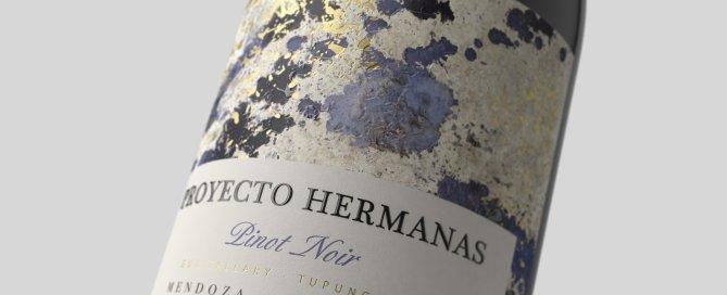 Proyecto Hermanas Pinot Noir 2018, el nuevo vino de Bodega Lagarde