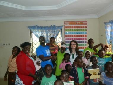 LSI donates to CLAPAI Orphanage, Nigeria