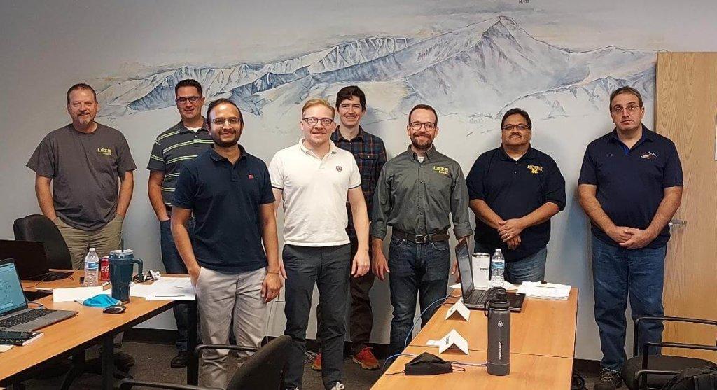 Brewmaxx Training Class at LSI