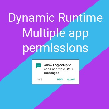 permission at runtime