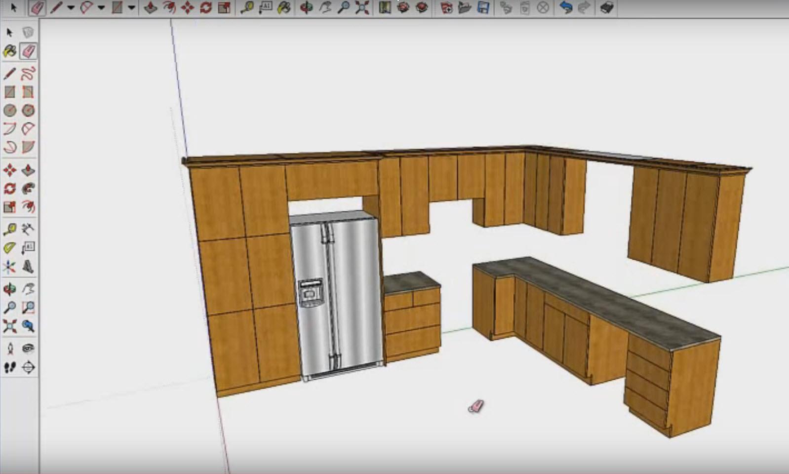logiciel de cuisine fusion 3d