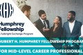 Hubert H. Humphrey Fellowship Program 2021