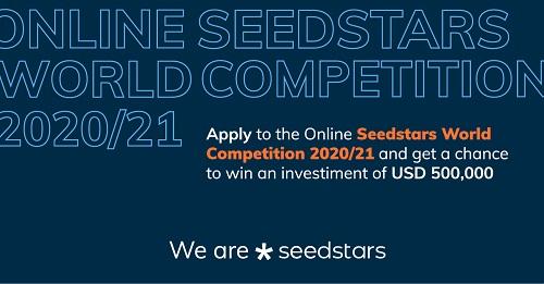 Seedstars World Competition 2020