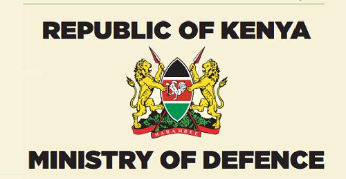 Kenya Ministry of Defence Job Vacancies 2021