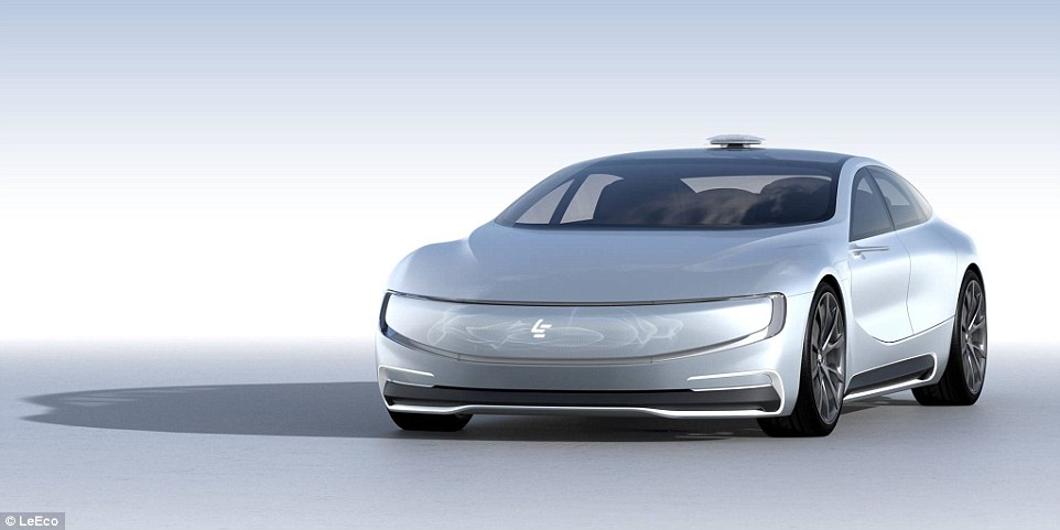 Know The Logic Behind The China's First Electric Car Dubbed LeSEE