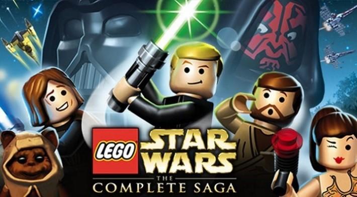 LEGO STAR WARS- THE COMPLETE SAGA