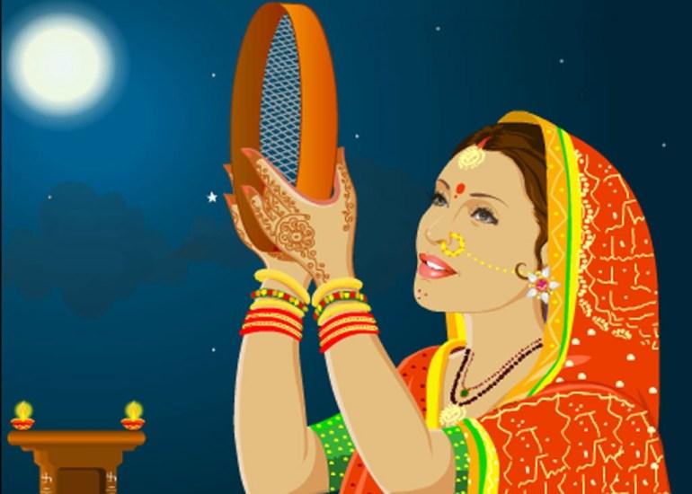 Logical Explanation Behind The Hindu Ritual Of Karva Chauth