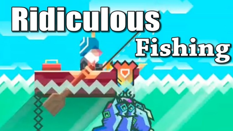 RIDICULOUS FISHING- A TALE OF REDEMPTION