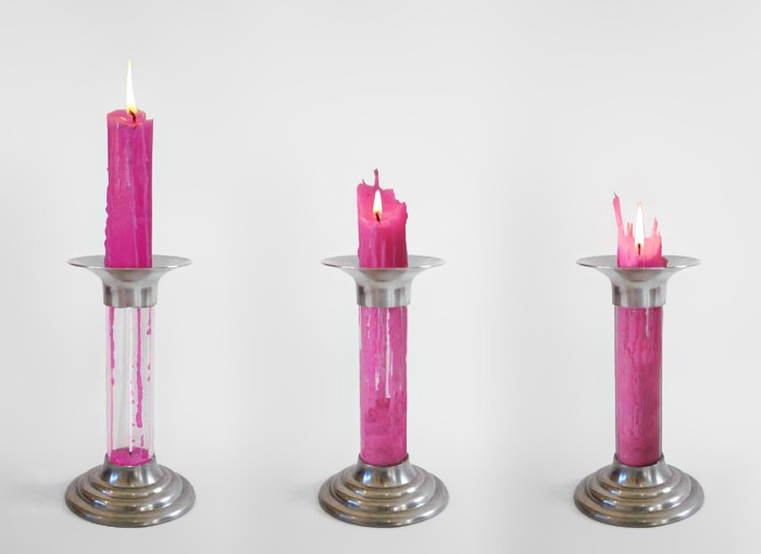Reusable Candle