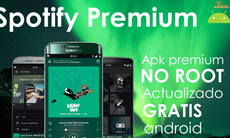 descargar spotify mod apk gratis