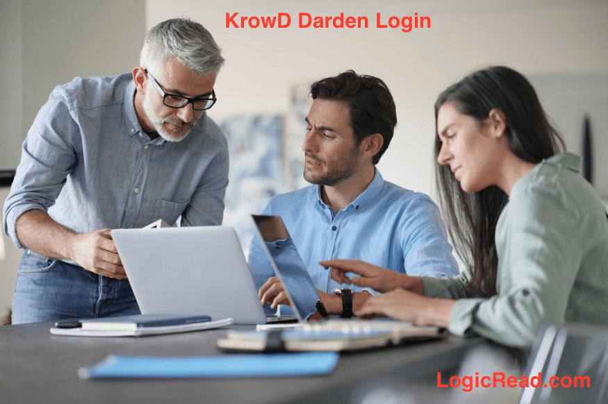 KrowD Darden Login